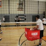 Boys Volleyball - 2nd Day of Practice - 3/3/20