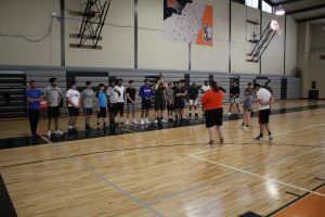 Boys Volleyball – 2nd Day of Practice – 3/3/20