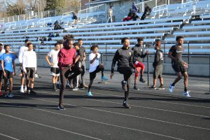 Boys and Girls Track – 2nd Day of Practice – 3/3/20