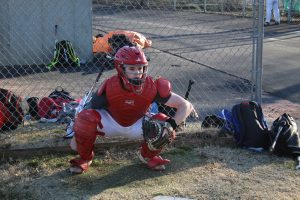 Baseball – 2nd Day of Practice – 3/3/20