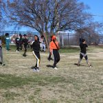 Boys and Girls Track - Practice Day #4 - 3/5/20