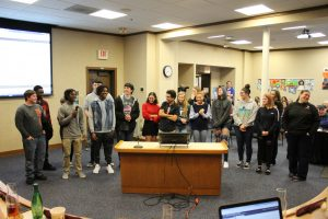 Boys and Girls Swimming – BOE Recognition – 3/12/20 – Photos by Laskowski