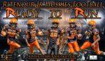 Football – Jr. Huskies – Ready to Run – 2020