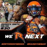 "Football – ""We R Next"" – Derrick Smith – Class of 2024"