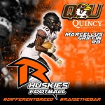 Football – Marcellus Griffin RB – OFFERED