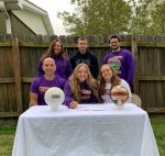 Girls Volleyball – Ava Biesterfeld Signs with Fontbonne University – 2020