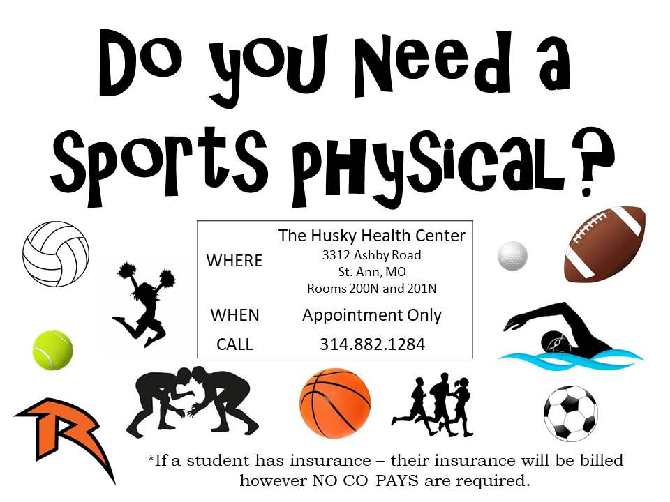 Sports Physical – Husky Health Center