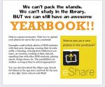 YEARBOOK – Help Build the Book – 2020/21