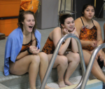 Girls' Swim Conference Meet – 2021