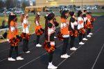 Cheerleading Photos vs. Hazelwood Central - 3/19/21 - Photos by Laskowski