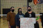 Girls Volleyball SENIOR NIGHT - 4/1/21 - Photos by Laskowski