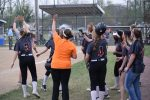 Girls Varsity Softball beats Hazelwood West 11 – 10