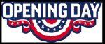 Opening Day for Ritenour Baseball