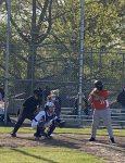 JV Baseball Huskies take on Clayton