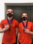 VB Finishes 4th: McClelland & Rowald Named to All-Tournament Team