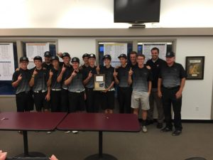 Region One Boys Golf Champions
