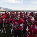 2016 Weber vs Davis Varsity Football
