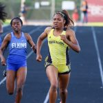 Marshall Buffs Competing in the Area Track Meet Today