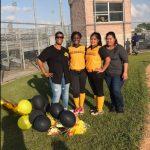 Buffs Softball Senior Day