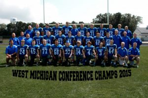 2015 West Michigan Conference Football Champions