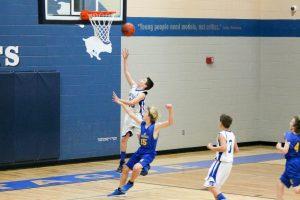 NBC Boys Basketball Pictures for November 2015