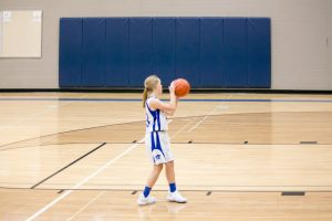 8th Grade Girls Basketball Pictures Vs Shelby on September 7, 2017