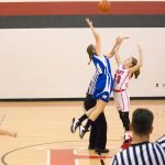8th Grade Girls Basketball Photos Vs Hart on October 3, 2017