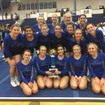 Girls Varsity Competitive Cheer finishes 1st place at Mona Shores Invite