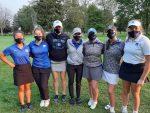 MHS Girls Varsity Golf beats Whitehall 174-199