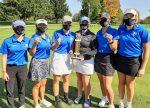 MHS Girls Varsity Golf finishes 2nd place at Ludington Invitational