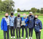 MHS Girls Varsity Golf finishes 2nd place at East Lansing Invitational