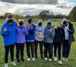 MHS Girls Varsity Golf finishes 1st place at Katke Classic