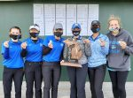 MHS Girls Varsity Golf finishes 1st place at MHSAA Regional