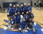 Montague Varsity Volleyball Wins WMC Championship