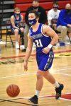 Boys Varsity Basketball at Hart 2-26-21