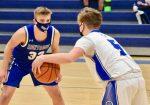 Boys Varsity Basketball at Oakridge 2-24-21