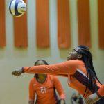 Orangeburg-Wilkinson High School Girls Varsity Volleyball beat Hanahan High School 3-0