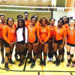 Orangeburg-Wilkinson High School Girls Varsity Volleyball beat Berkeley High School 3-0