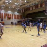 Orangeburg-Wilkinson High School Boys Freshman Basketball B-Team falls to Sumter High School 23-32