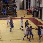 Orangeburg-Wilkinson High School Girls Junior Varsity Basketball beat Berkeley High School 31-20