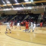 Orangeburg-Wilkinson High School Boys Varsity Basketball beat Berkeley High School 57-55