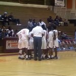 Orangeburg-Wilkinson High School Boys Junior Varsity Basketball falls to Hilton Head High School 33-36