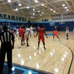Orangeburg-Wilkinson High School Boys Varsity Basketball beat Hilton Head High School 72-69