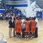 Orangeburg-Wilkinson High School Boys Varsity Basketball falls to Airport High School 47-57