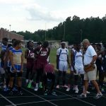 Bruins Qualify for State Track Meet