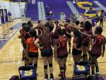 Lady Bruins Volleyball beat Swansea