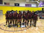 Orangeburg Wilkinson Volleyball team Wins Branchville Invitation
