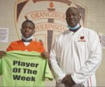 Anthony Mack ATI Physical Therapy Offensive Player of the Week