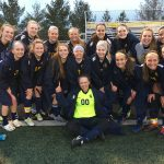 Varsity Girls Soccer beats Swartz Creek 2-0