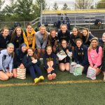 Girls Varsity Soccer beats Imlay City 2 – 1 on Senior Night